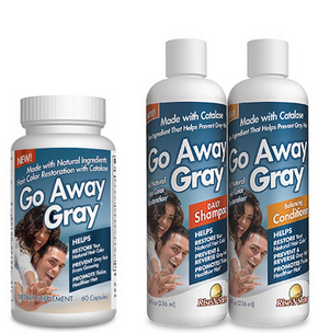 Go Away Gray review.